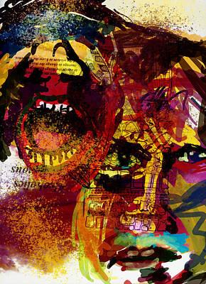 Two Fish Digital Art - Heavy On The Nixon by James Thomas