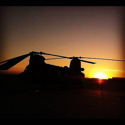 Helicopter Photograph - #helicopter #airplane by Artistic Shutter
