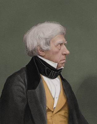 Henry Brougham, British Statesman Print by Maria Platt-evans