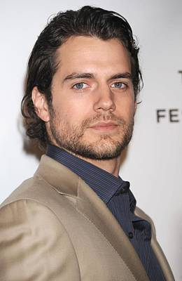 Tribeca Film Festival Premiere Photograph - Henry Cavill At Arrivals For Whatever by Everett
