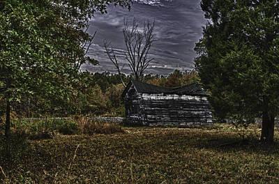 Grey Clouds Photograph - Hermit Life by Ryan Crane