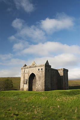 Hermitage Castle Print by Gloria & Richard Maschmeyer