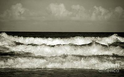 High Tide Print by Susanne Van Hulst