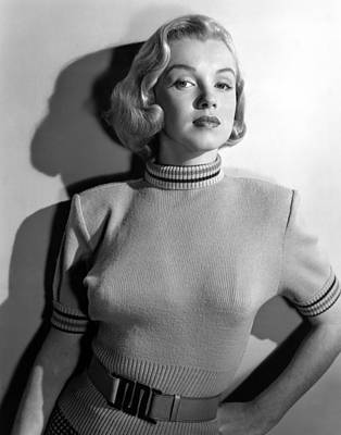 Home Town Story, Marilyn Monroe, 1951 Print by Everett
