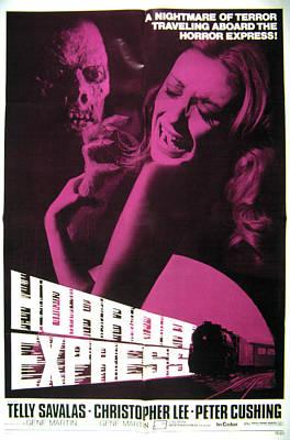 Horror Express, Juan Olaguivel, Helga Print by Everett
