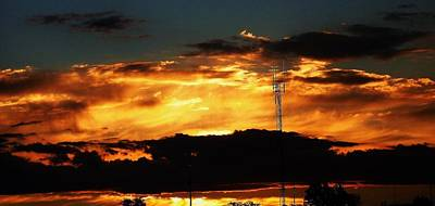 Danny Garcia Photograph - Hostile Horizon by Danny Garcia