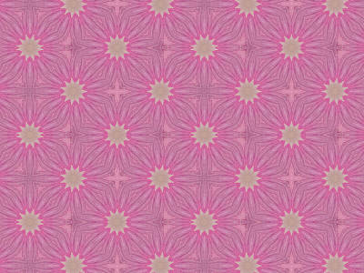 Hot Pink Print by Georgiana Romanovna