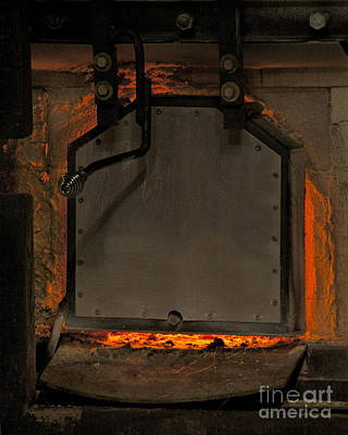 Tacoma Photograph - Hot Shop Furnace by Sean Griffin