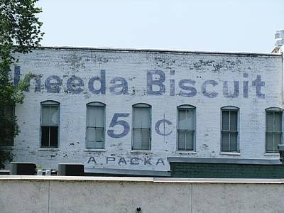 Photograph - Hot Spring Biscuits 5 Cents by Todd Sherlock