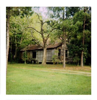 Tarkovsky Photograph - House- La Hwy 145 by Doug  Duffey