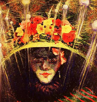 Boccioni Painting - Idolo Moderno by Pg Reproductions