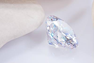 Gemstones Jewelry - Illuminate Diamond by Atiketta Sangasaeng