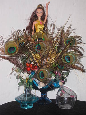 Etc. Mixed Media - Imagination You Tell Me by HollyWood Creation By linda zanini