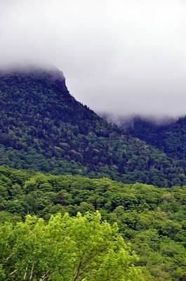 Photograph - Imp Mountain Profile IIi by Frank LaFerriere