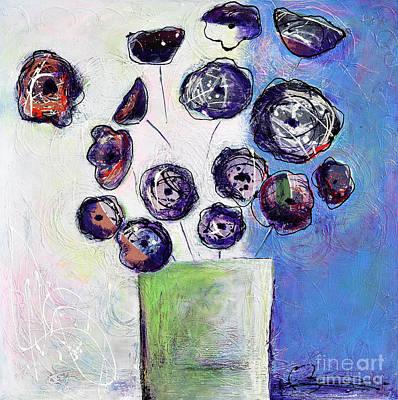 In Full Bloom Print by Johane Amirault