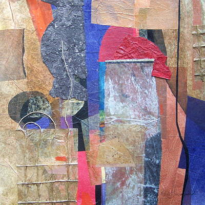 Adele Mixed Media - In Perfect Harmony by Adele Greenfield