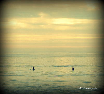 In The Water Print by Mily Iriarte