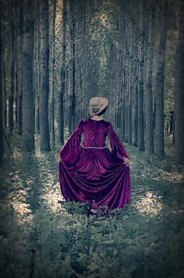 In The Woods Print by Joana Kruse