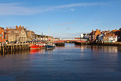 Inner Harbour Print by Gary Finnigan