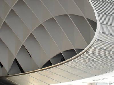 Inside Fuji Building Print by Naxart Studio