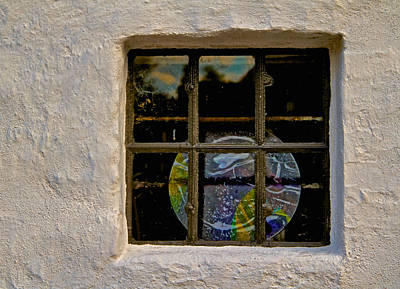 Inside Space Print by Odd Jeppesen