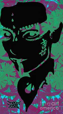 Instincts Print by Dre Irey