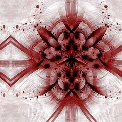 Intelligent Design 1 Print by Angelina Vick