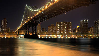 Boro Photograph - Into Manhattan  by JC Findley