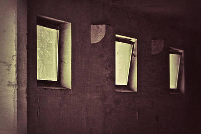 Trio Photograph - Into The Darkness by Odd Jeppesen