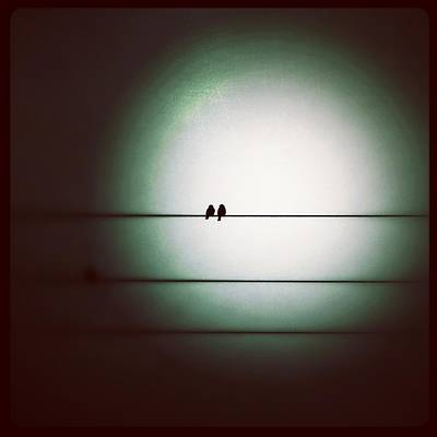 Into The Light - Instagram Photo Print by Marianna Mills