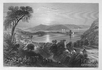 Ireland: Larne, C1840 Print by Granger