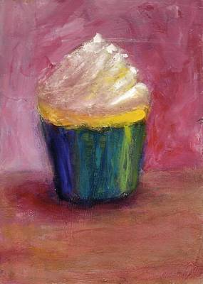 Jeannine Painting - Iresistable by Jeannine Luke