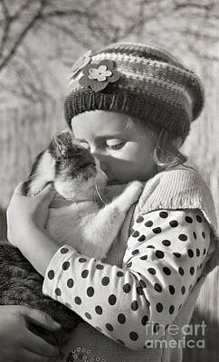 Pet Care Photograph - Isabela And Tomita by Gabriela Insuratelu