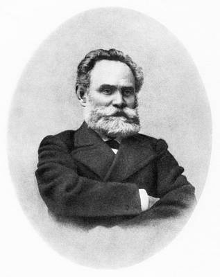 Ivan Pavlov, Russian Physiologist Print by