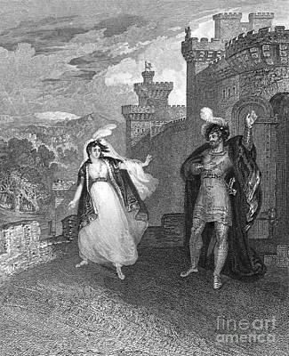 Ivanhoe, 1832 Print by Granger