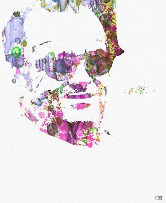 Joker Digital Art - Jack Nicolson 2 by Naxart Studio
