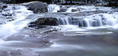 Photograph - Jackson Falls 02 by Stephen EIS