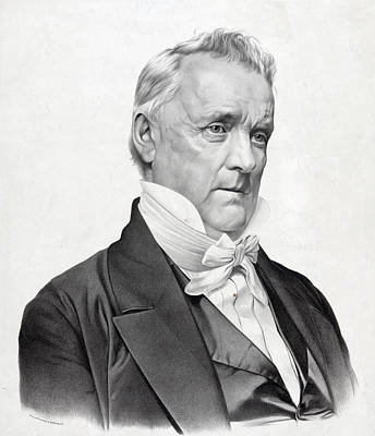 James Buchanan Print by International  Images