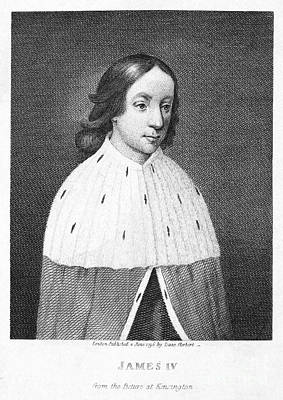 James Iv (1473-1513) Print by Granger