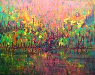 Jamicia Delta Original by Jeffrey Bunce