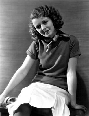 Fox Titles Photograph - Janet Gaynor, Fox Film Corp, 1931 by Everett