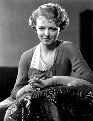 Fox Titles Photograph - Janet Gaynor, Fox Film Corp, 1932 by Everett