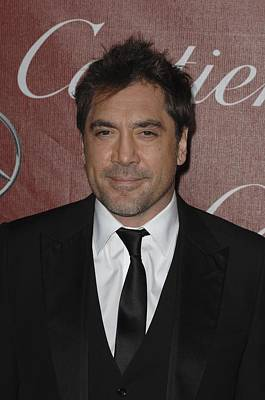 Palm Springs Convention Center Photograph - Javier Bardem At Arrivals For 22nd by Everett