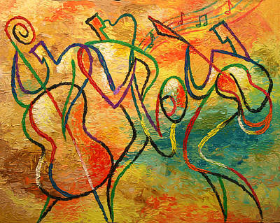 Jazz-funk Original by Leon Zernitsky