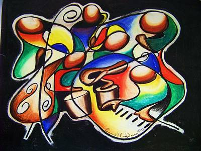 Jazz Fusion Original by Reginald Charles Adams