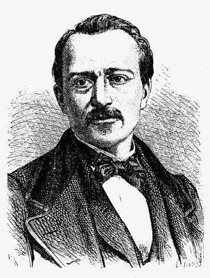 Jean Joseph Etienne Lenoir Print by Granger