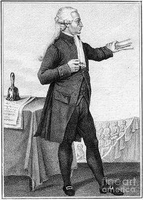 Jean Sylvain Bailly, French Astronomer Print by Science Source