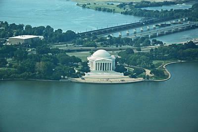 Jefferson Memorial  Original by Sabrina  Hall