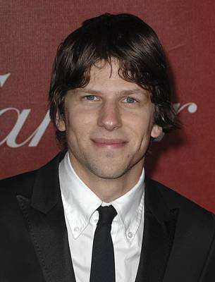 Palm Springs Convention Center Photograph - Jesse Eisenberg At Arrivals For 22nd by Everett