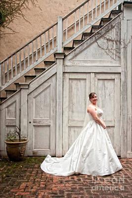 Wedding Photograph - Jessica 6 by Kathleen K Parker
